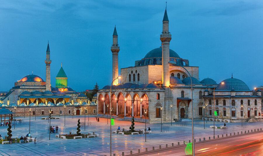 بازدید 150 هزار نفر از موزه مولانا در قونیه