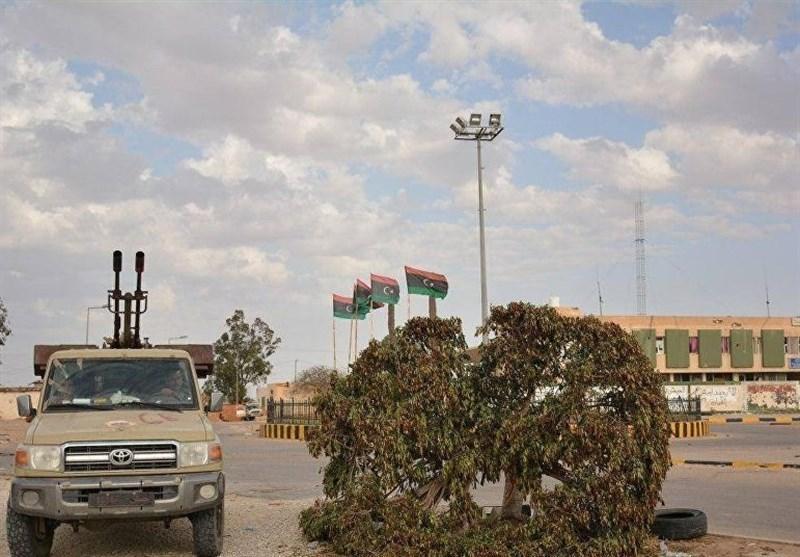 لیبی، نیروهای الوفاق به مرکز ترهونه نزدیک شدند