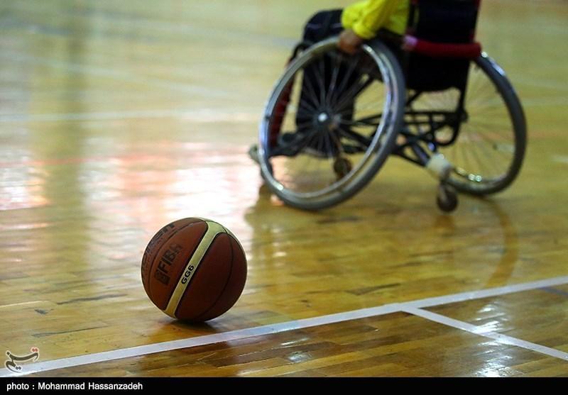 اعلام برنامه مسابقات بسکتبال با ویلچر بانوان انتخابی پاراآسیایی 2018