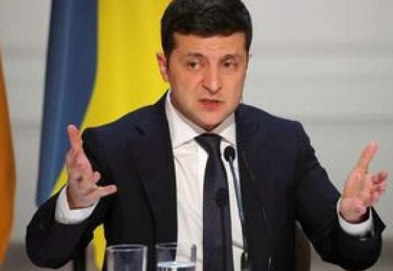 بیانیه رئیس جمهور اوکراین درباره سقوط هواپیمای مسافربری