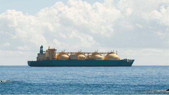 اپیدمی چینی صادرات گاز آمریکا را زمین می زند