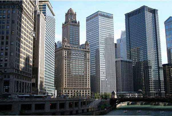 معماری های شهر شیکاگو