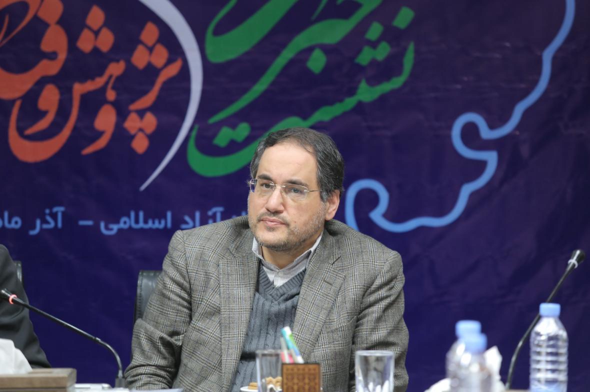 ادامه فعالیت واحد های پژوهشی دانشگاه آزاد بازبینی شد ، برگزاری نشست های راهبری باشگاه پژوهشگران در 11 مرکز استان