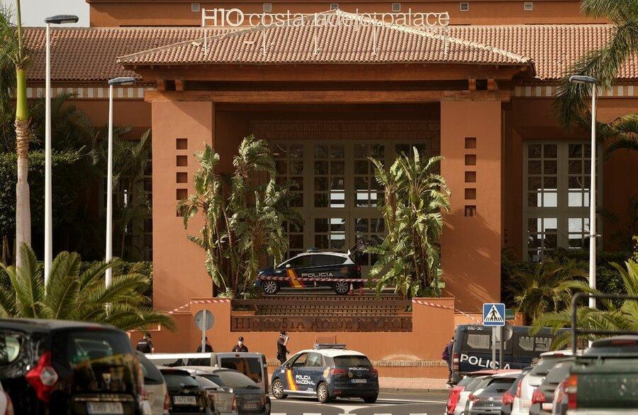 700 مسافر در هتل از ترس ابتلا به کرونا حبس شدند