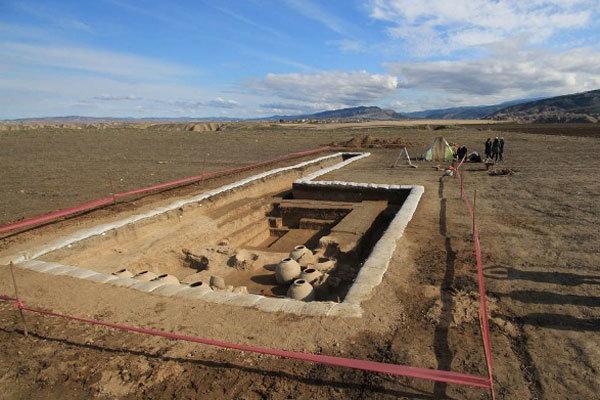 سربازخانه دوره ساسانی در حصار دیوار گرگان شناسایی شد