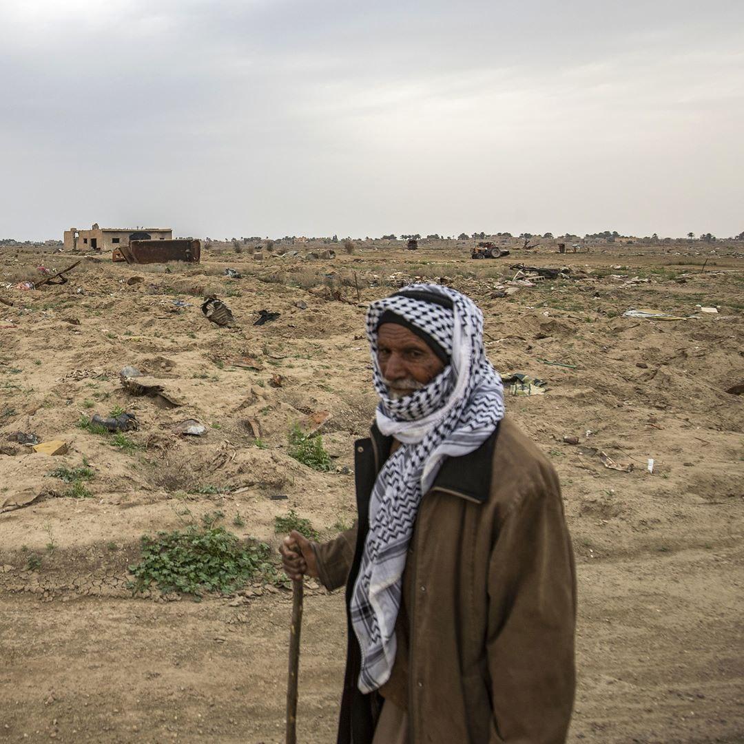 باغوز سوریه یک سال بعد از داعش: خانه های خراب، بیکاری و بیماری سالک