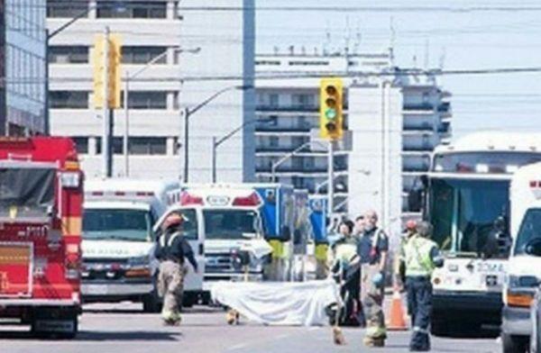 10 کشته و 16 زخمی در اصابت خودرو به رهگذران در تورنتو
