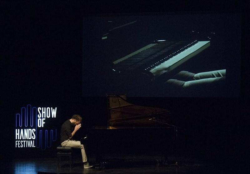 جشنواره بین المللی بداهه نوازی پیانو اتفاقی جهانی در نیاوران