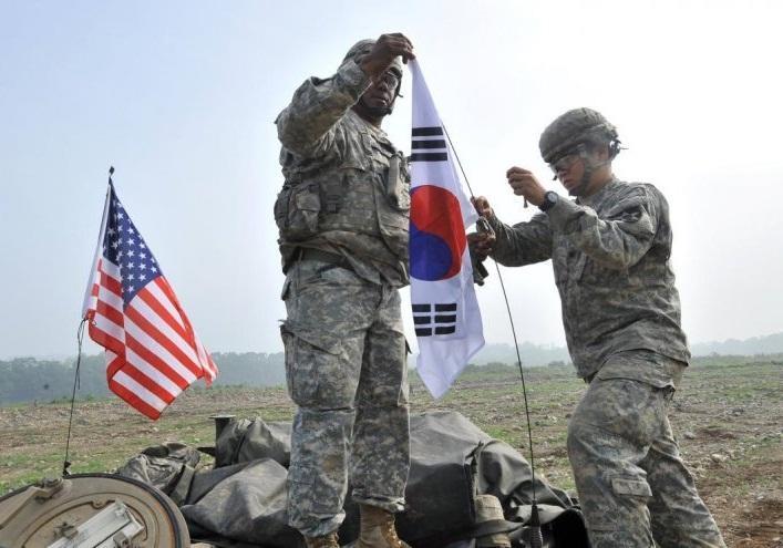 کرونا گریبانگیر سرباز آمریکایی در کره جنوبی شد