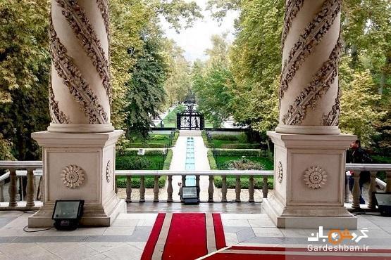 موزه سینما در عمارت باغ فردوسی