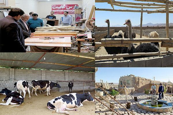 اشتغال 8784 مددجو در استان فارس