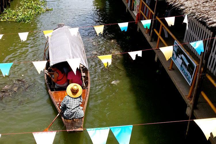 جاذبه های پنهان بانکوک را بشناسید ، دیدنی های بانکوک تایلند