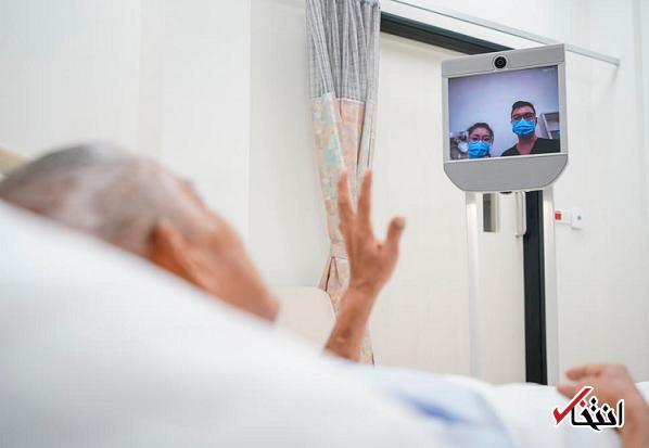 ربات های هوشمند سنگاپور مسئول تحویل غذا و دارو به بیماران کرونایی شدند