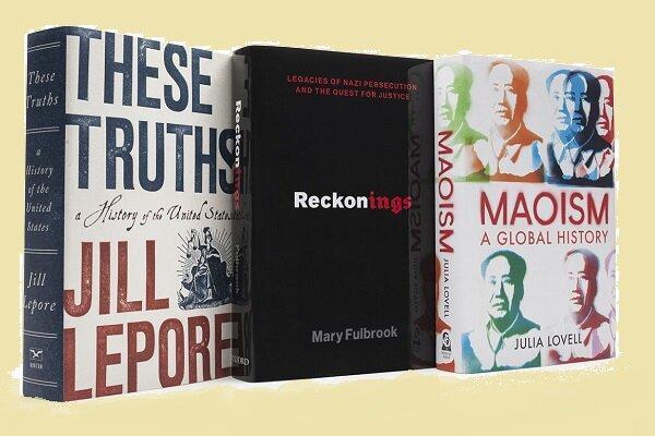 فینالیست های جایزه کاندیل معرفی شدند، بهترین کتاب های تاریخی سال