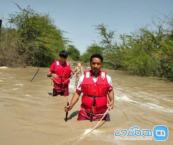 امدادرسانی به 19 استان درگیر سیل ادامه دارد