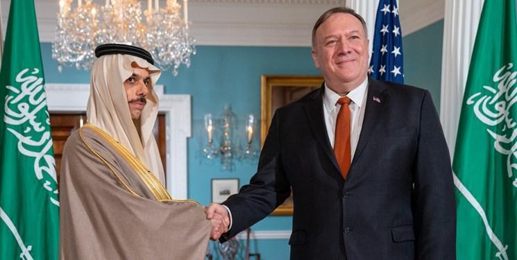 گفت وگوی وزرای خارجه آمریکا و عربستان سعودی درباره تحولات منطقه
