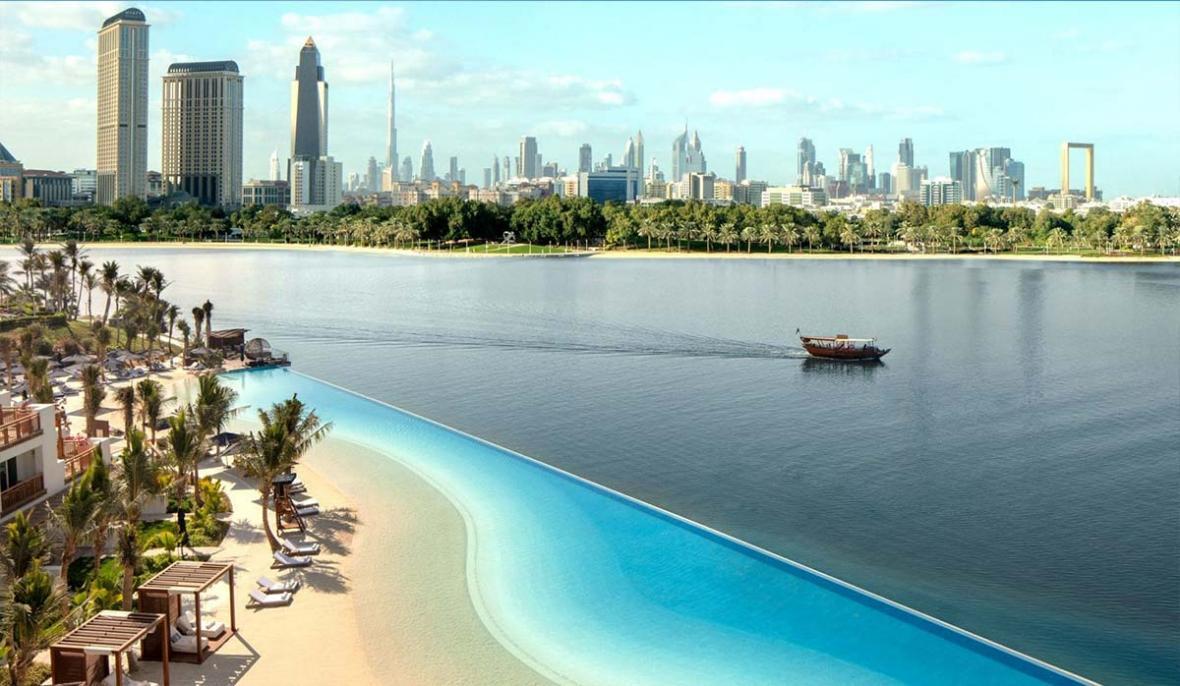 5 پارک آبی معروف در دبی