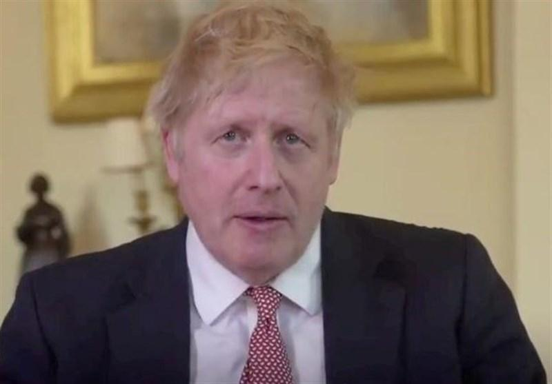 تاکید بر ادامه قرنطینه توسط نخست وزیر انگلیس پس از خروج از بیمارستان