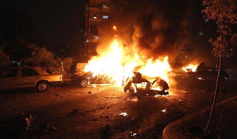 خبرنگاران صدای انفجار شدیدی در بغداد شنیده شد