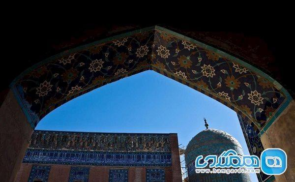 راه اندازی نقاره خانه بقعه شیخ صفی الدین اردبیلی