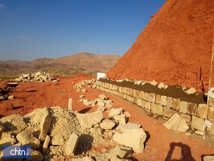 عملیات اجرایی طرح گردشگری روستای بیهود قاین شروع شد