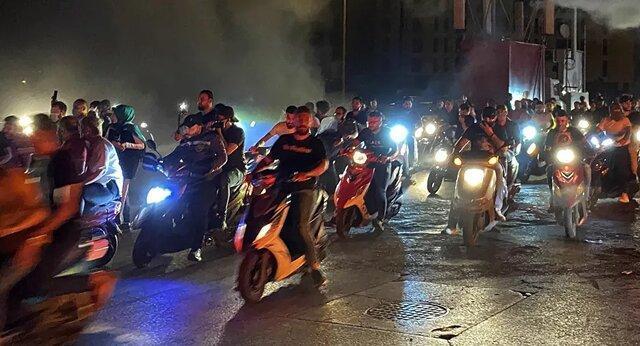 اوضاع بد مالی در لبنان و ادامه اعتراضات