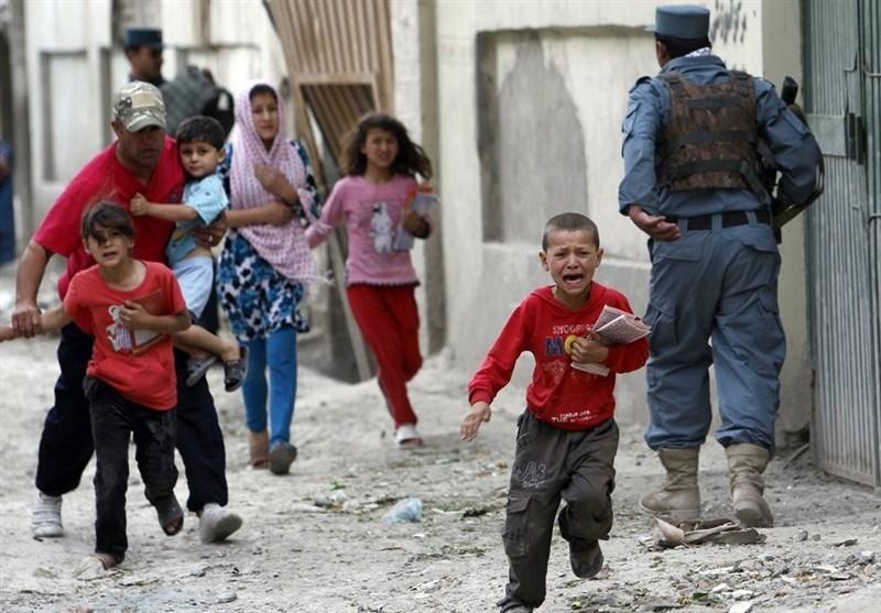 یک سوم تلفات غیرنظامیان افغان را بچه ها تشکیل می دهند