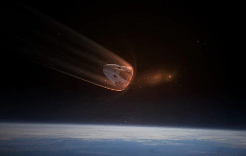 فضانوردان ناسا امشب با کپسول اسپیس ایکس به زمین بازمی گردند