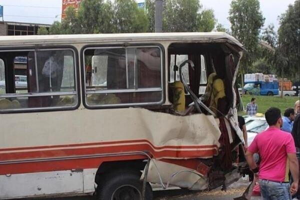 4 کشته و 19 مصدوم در تصادف رانندگی در جاده مشگین شهر - پارس آباد