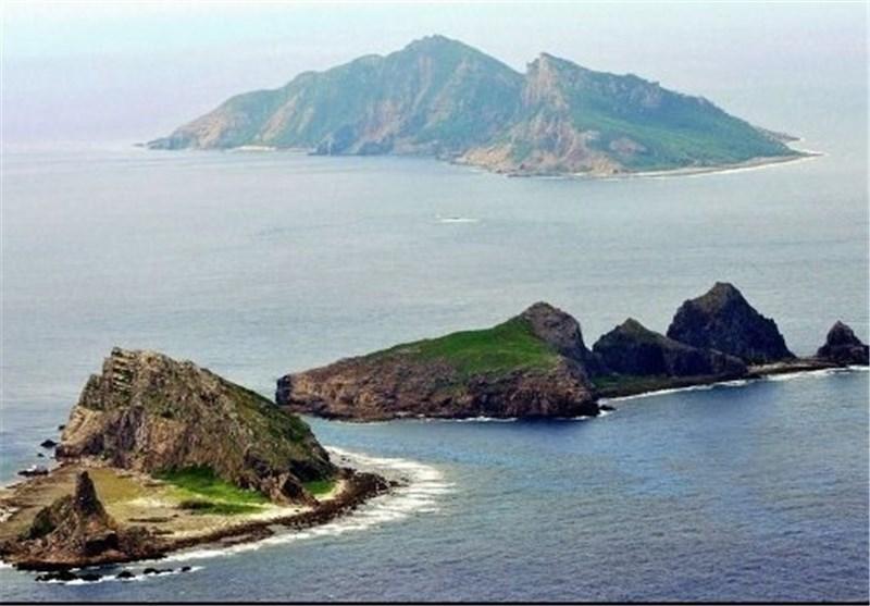نگرانی ژاپن از تحرکات چین در جزایر مورد مناقشه
