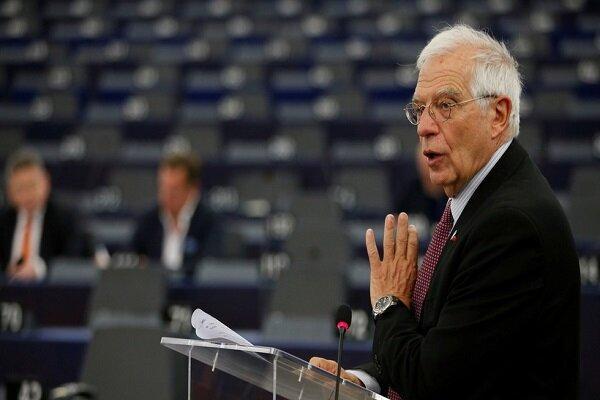جوزف بورل: اتحادیه اروپا در تدارک تحریم ترکیه است