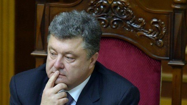 روسیه رئیس جمهور سابق اوکراین را تحریم کرد