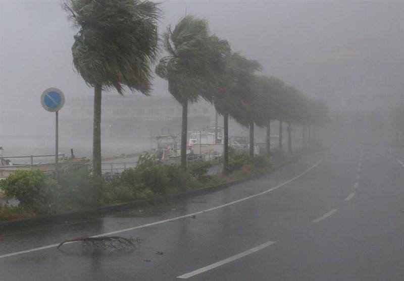 طوفانی که جنوب ژاپن را به هم ریخت ، دستور تخلیه فوری منازل برای 6 میلیون نفر