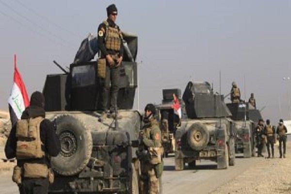 ارتش عراق یک انبار تسلیحاتی متعلق به داعش را کشف کرد