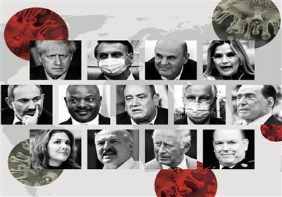 شاخص ترین سران کشور های جهان که به ویروس کرونا مبتلا شدند