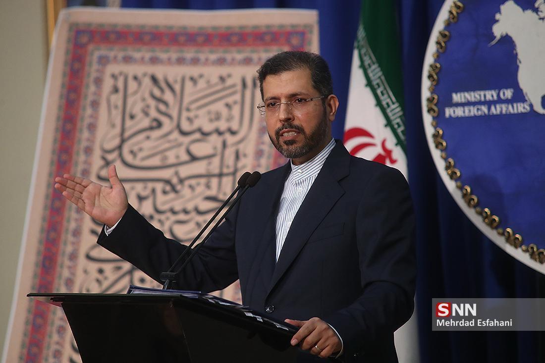 ایران حملات تروریستی اخیر به نظامیان پاکستان در اورمارا و کویته را محکوم کرد