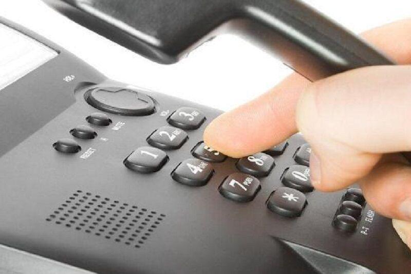 صفر دوم تلفن را در صورت عدم احتیاج به برقراری تماس بین الملل ببندید