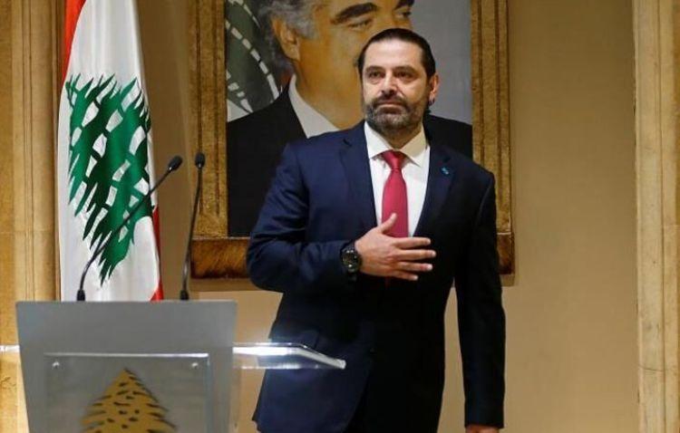 سعد حریری مامور تشکیل کابینه لبنان شد