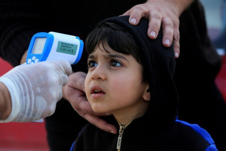 سطح متفاوت ویروس کرونا در بدن بچه ها مبتلا