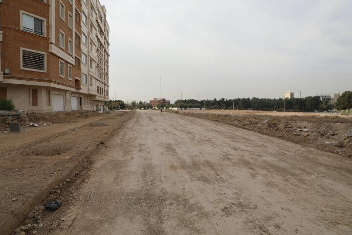 شهرک وصال منطقه 19 صاحب بوستان می گردد