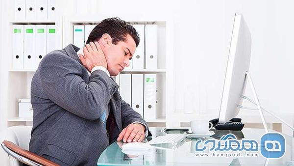 4 توصیه برای حفظ سلامت گردنتان