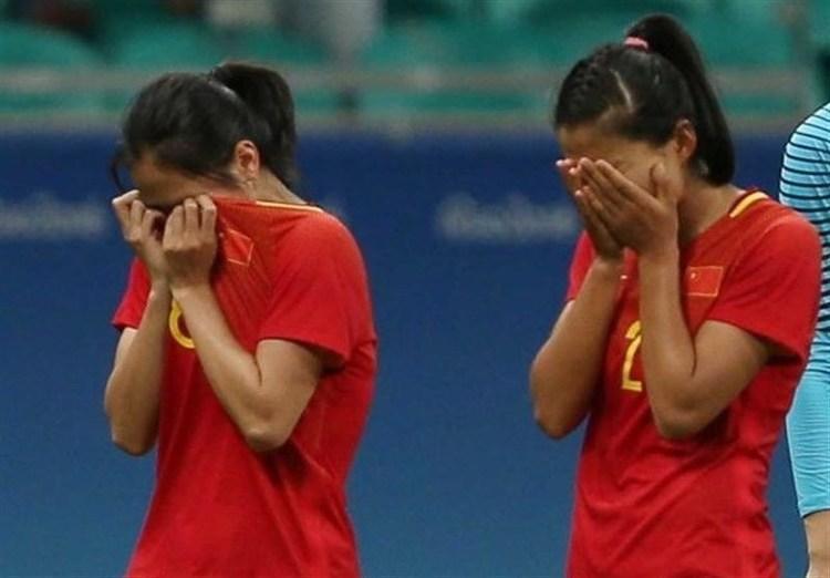 اتفاق عجیب برای یک تیم در فوتبال زنان