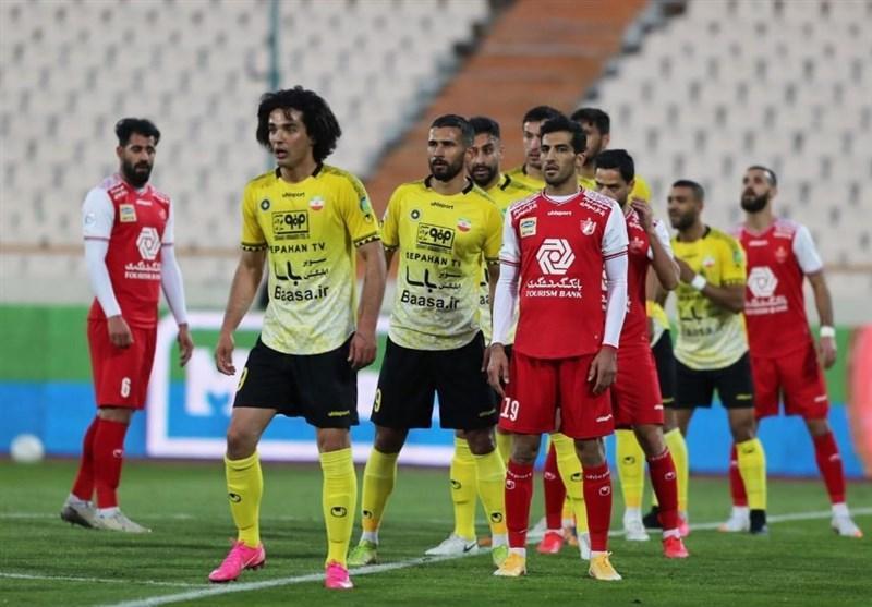 نتیجه بازی پرسپولیس - سپاهان؛ هت تریک شاگردان گل محمدی در تساوی، پرسپولیس کلید پیروزی را در قطر جا گذاشته است!