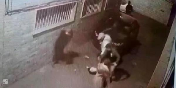 (ویدئو) عاملان زورگیری وحشیانه در تهران دستگیر شدند