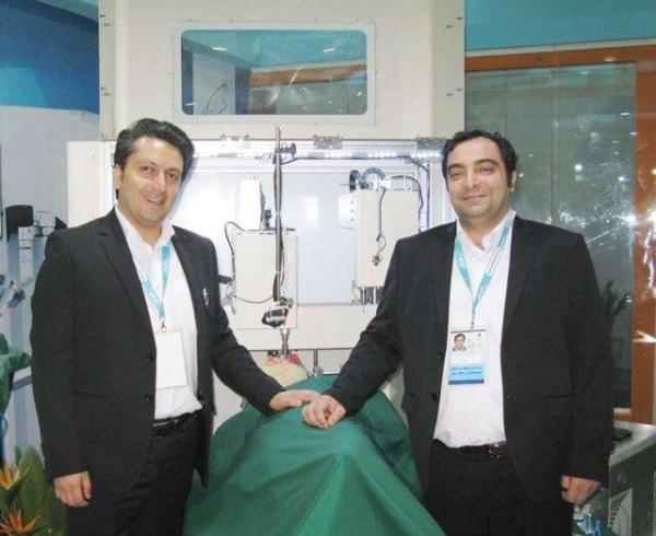 برای به کارگیری ربات جراحی از راه دور ایرانی، اینترنت 5G احتیاج داریم