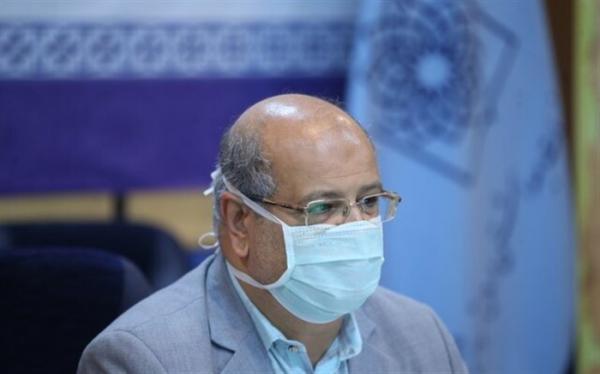 کاهش 50 درصدی ترخیص بیماران کرونایی از بیمارستان های استان تهران طی شبانه روز گذشته