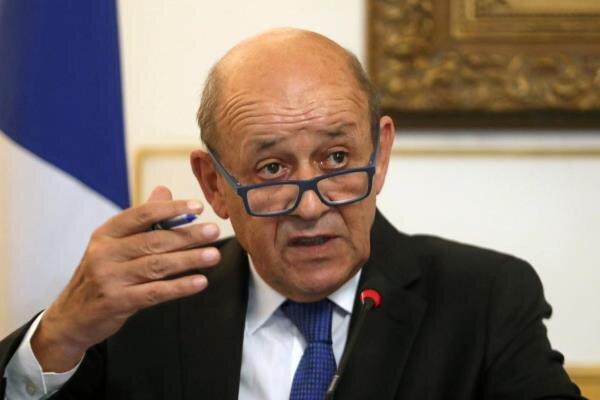 فرانسه سفیر چین را احضار کرد خبرنگاران