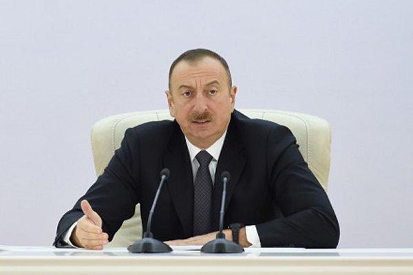 الهام علی اف: آذربایجان برای شروع رابطه با ارمنستان آماده است