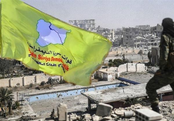 سوریه، شبه نظامیان وابسته به آمریکا انبارهای گندم الحسکه و قامشلی را غارت کردند