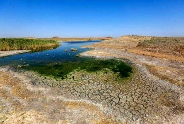 کرمان 10 درجه سردتر می گردد، کاهش 71 درصدی بارش ها در سال زراعی جاری